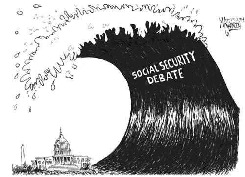 dette -Social Security