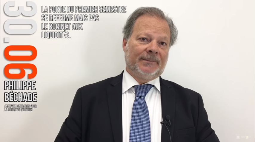 Philippe Béchade - vidéo