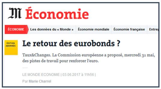 Le Monde économie