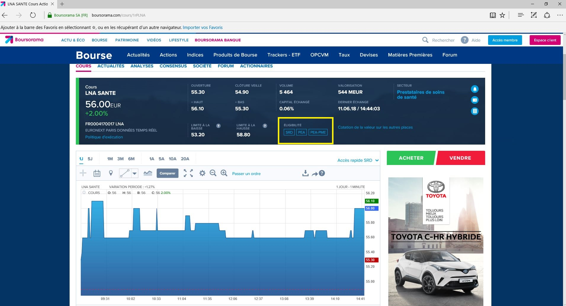 broker ouvrir un compte tutoriel bourse trading