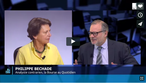 INTERVIEW - Simone Wapler et Philippe Béchade