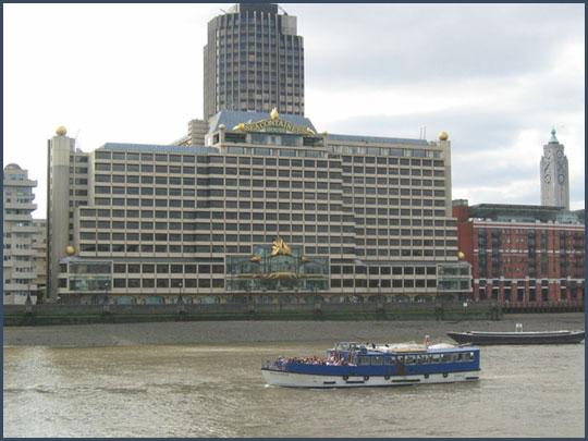 La Sea Containers House, à Londres