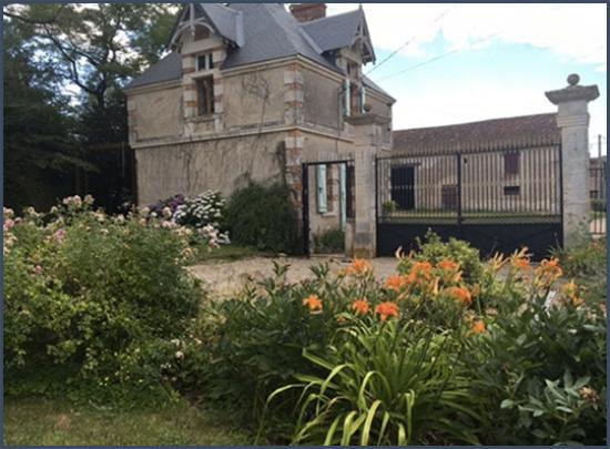 La maison du garde