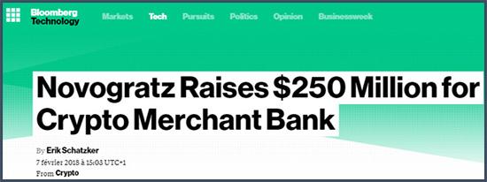 crypto-banque Le nom de Mike Novogratz est bien connu dans le milieu des cryptos. Cet américain a bâti sa fortune en tant que gérant de hedge fund