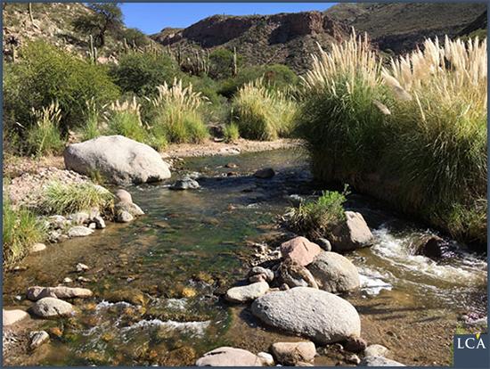 El Rio Pucarilla
