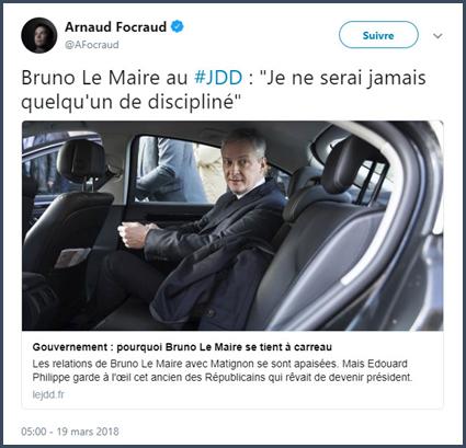 Brno Le Maire