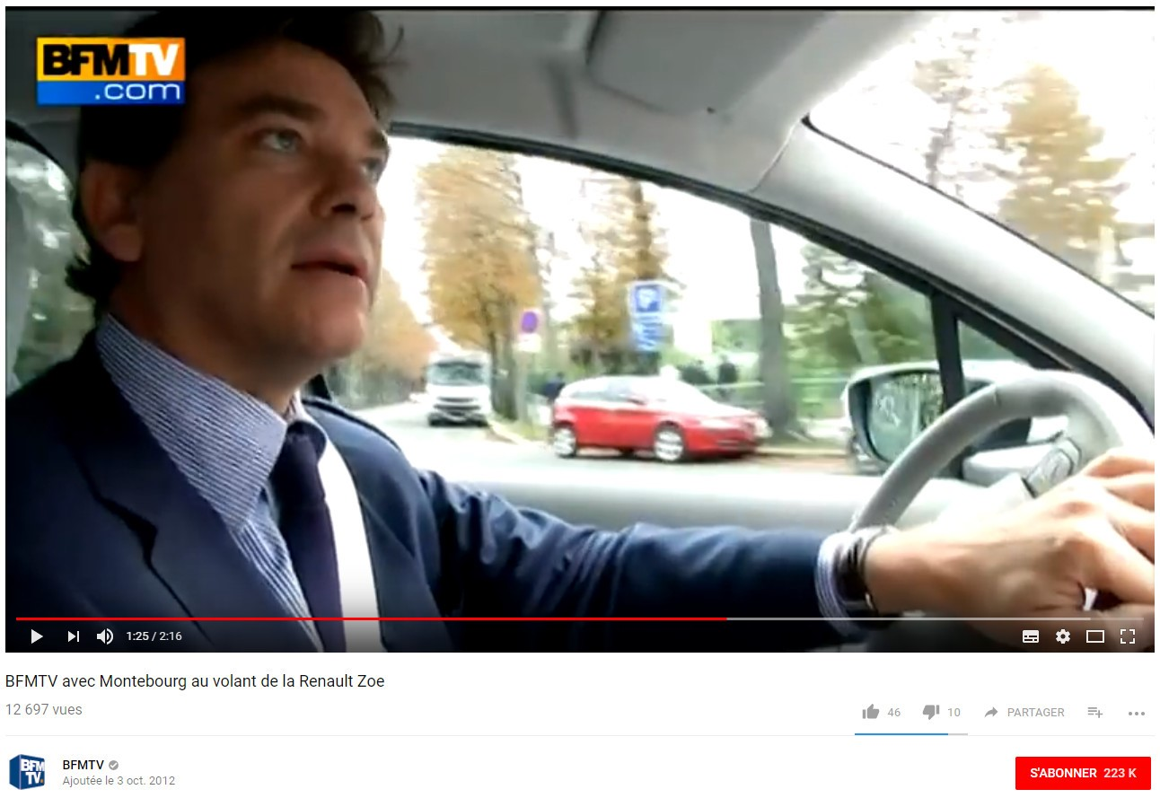bfm arnaud montebourg video