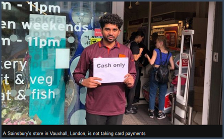cash only londres