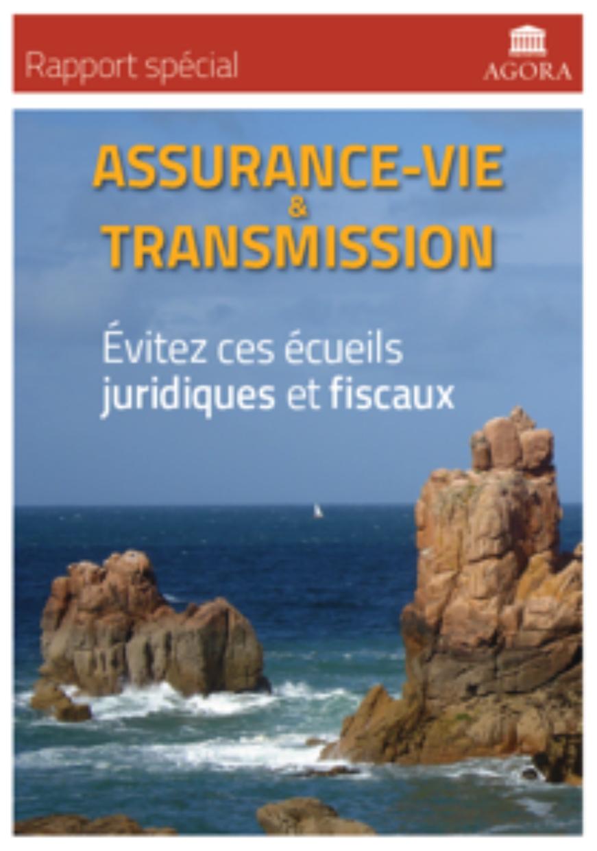 Couverture du Rapport Assurance-Vie et Transmission