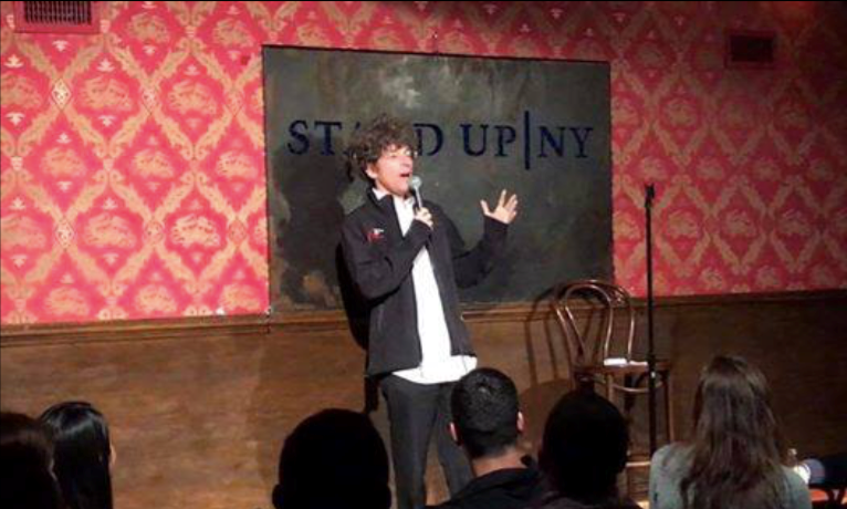 James Altucher standup