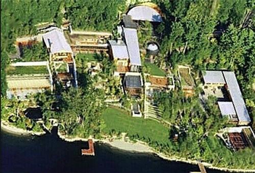 Maison Bill Gates