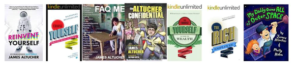 Livres James Altucher perfection