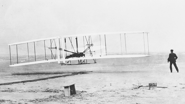 Wright Brothers perfection