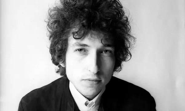 Bob Dylan cheveux