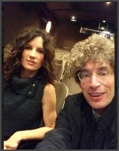 James Altucher et Katie O'Hagan