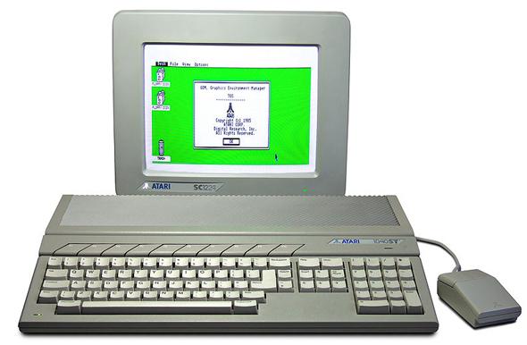 Atari ST puce neuronale investir dans les nouvelles technologies
