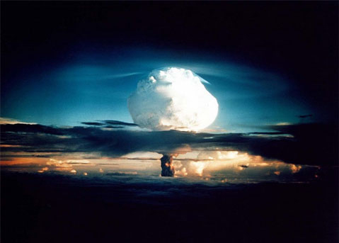 Bombe H - fusion