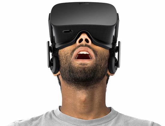 Oculus Rift - réalité virtuelle