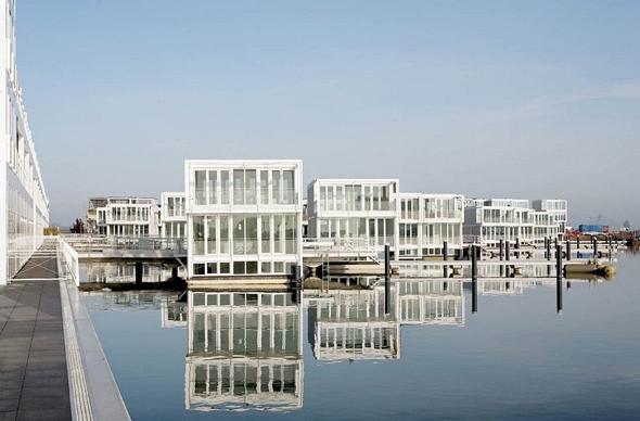Ijburg - villes flottantes
