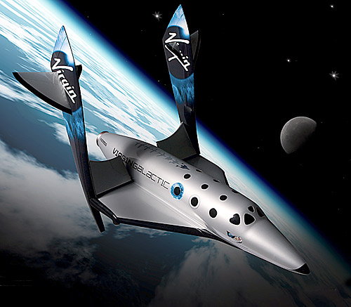 Virgin Galactic - vol suborbital
