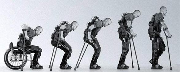 Ekso - réalité virtuelle