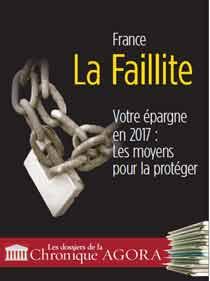 Couverture du Rapport France - La Faillite
